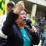 Aída Avella: Gobierno, actúe para detener los crímenes contra oposición