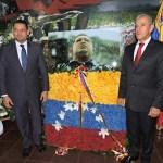 Tributo a Chávez en Colombia a tres años de su muerte