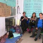 Protestas de trabajadores de Cafesalud