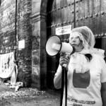 Mujeres de Marcha Patriótica reclaman por sus muertos en Bogotá