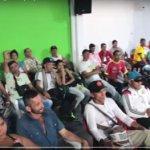 Audiencia popular en La Gabarra