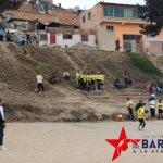¡Por medio del fútbol popular, en Bogotá avanza la unidad!