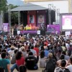 Festival de poesía de Medellín: Un paso tuyo es el alzamiento de los hombres nuevos