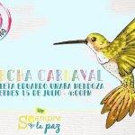 Colombia vivirá un carnaval por la paz el viernes 15 de julio