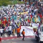 Medellín por el sí: Una fiesta en la calle