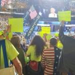 Convención del Partido Demócrata: Historia de una grieta