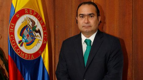 El magistrado Jorge Pretelt.