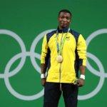 Figueroa es oro para Colombia en Río 2016