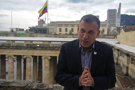 El senador Roy Barreras. Foto: Colprensa