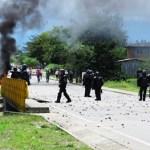 Casi un mes de protesta en Putumayo