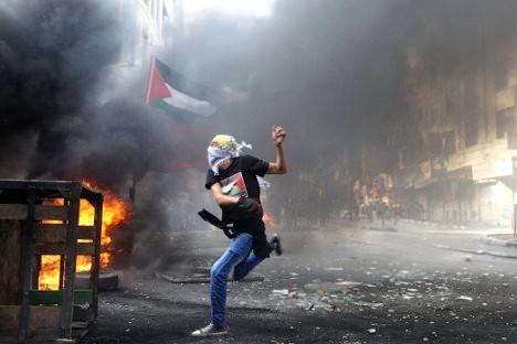 El pueblo palestino ha librado una heroica lucha de cuarenta años contra la ocupación de Israel a sus territorios.