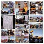 Un sí a la paz en la Fiesta de L'Humanité en París