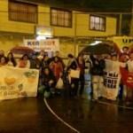 Bogotá: Kennedy en la calle por la paz