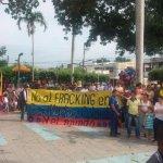 San Martín contra el fracking