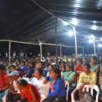 Vigilia de FARC y organizaciones sociales en Tierralta (Córdoba)