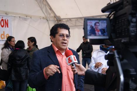 Pedro Arango.