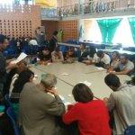 En Ciudad Bolívar por la revocatoria del alcalde Peñalosa