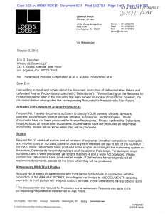 David Grossman Declaration, Exhibit B