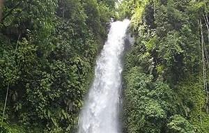 wisata alam kudus Air Terjun Monthel