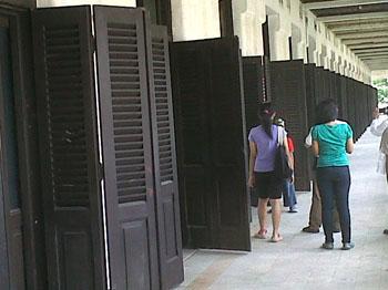 Lawang Sewu Pintu Seribu