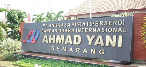 Sewa Mobil Antar Jemput Bandara Ahmad Yani Semarang