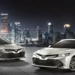 All New Toyota Camry 2018 Thailand Spesifikasi Agya Trd Resmi Dirilis Di Tanda Akan Ke 01 November