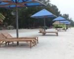 Pantai Cemara Kembar di Perbaungan, Serdang Bedagai