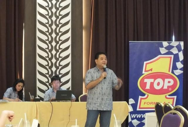 "Arief Goenadibrata CEO Top 1 Indonesia ""Ganti Oli Semudah Sikat Gigi"""
