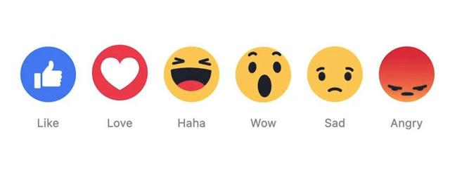 Fitur Tombol Like Facebook Kini Dilengkapi Emoticon, Bisa Tertawa, Sedih dan Marah