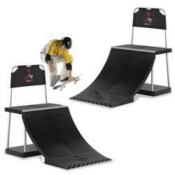 Plastic quarter pipe for sale