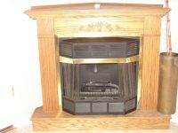 Pyromaster fireplace for sale