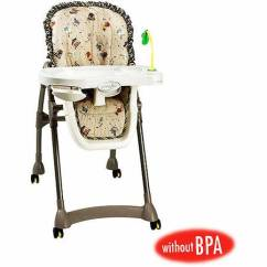 Evenflo Expressions High Chair Bone Collector Circus For Sale