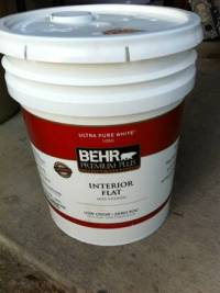 Behr 5 gallon paint | eSpotted