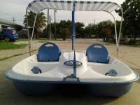 Pelican paddle boat canopy | eSpotted