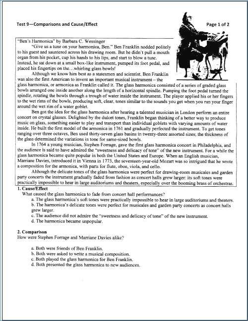 9th Grade Reading Comprehension Worksheets and 9th Grade Reading Prehension Worksheets