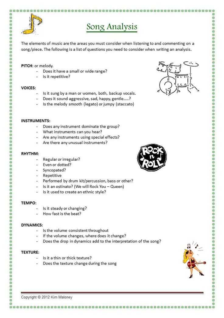Active Listening Worksheets Along with 277 Best Music Listening Activities Images On Pinterest