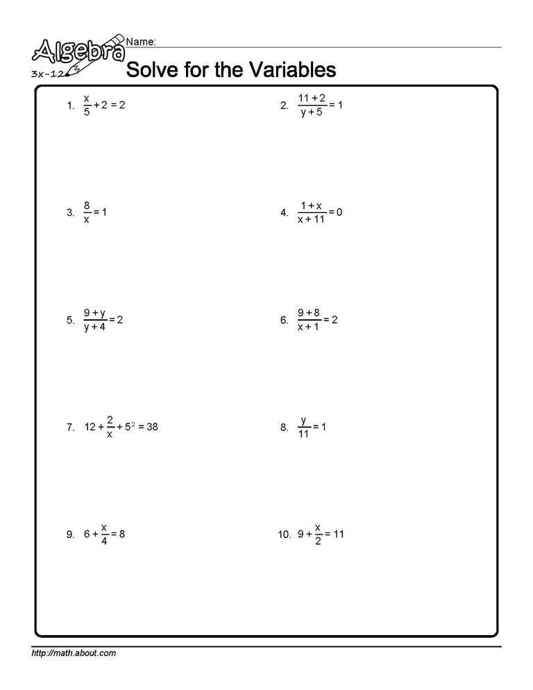 Algebra 1 assignment Factor Each Completely Worksheet or solve for the Variables Worksheet 1 Of 10
