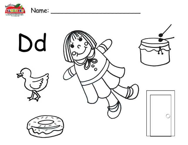 Alphabet Worksheets for Pre K and Preschool Worksheets Preschool Printable Worksheets