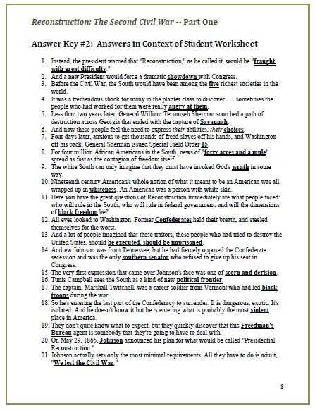 America the Story Of Us Civil War Worksheet Answer Key Also 10 Best Class Lesson Plans Images On Pinterest