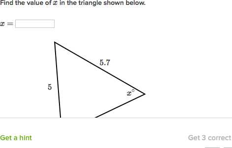 Angles In A Triangle Worksheet Answers as Well as Finding Angles In isosceles Triangles Video