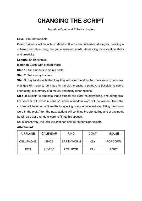 Basic Skills English Worksheets with 286 Free Role Playing Games Worksheets