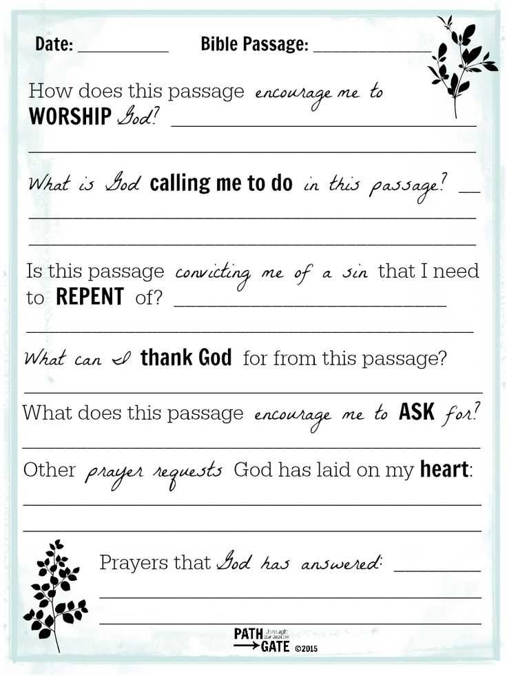 Bible Study Worksheets for Adults Pdf together with Resume 51 Awesome Prayer Journal Template Hd Wallpaper