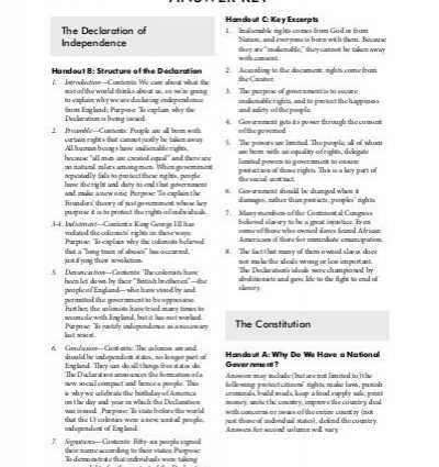 Bill Of Rights Worksheet Answer Key Also I Have Rights Worksheet Answers Civil and Economic Freedom Answer