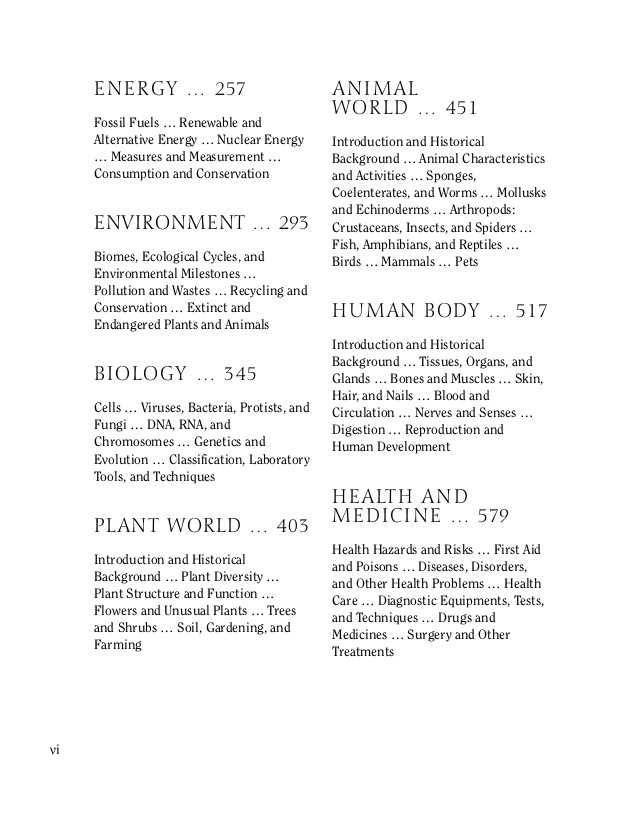Biological Diversity and Conservation Chapter 5 Worksheet Answers or the Handy Science Answer Book the Handy Answer Book Series