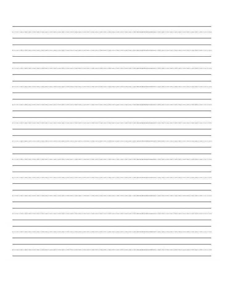 Blank Handwriting Worksheets or Cursive Writing Paper Template Guvecurid