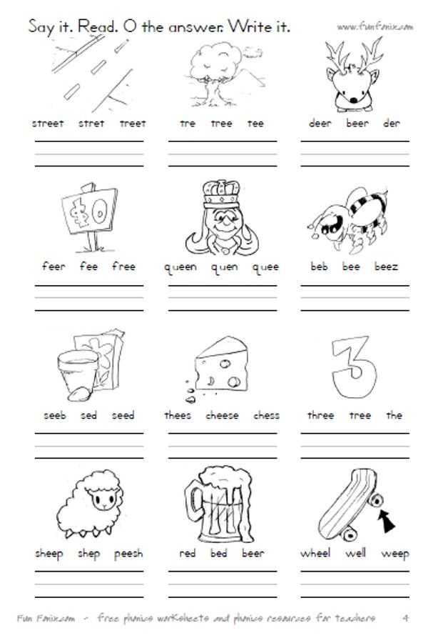 Blending Words Worksheets Along with Vowel Diphthong Worksheets and Digraph Worksheets Printable
