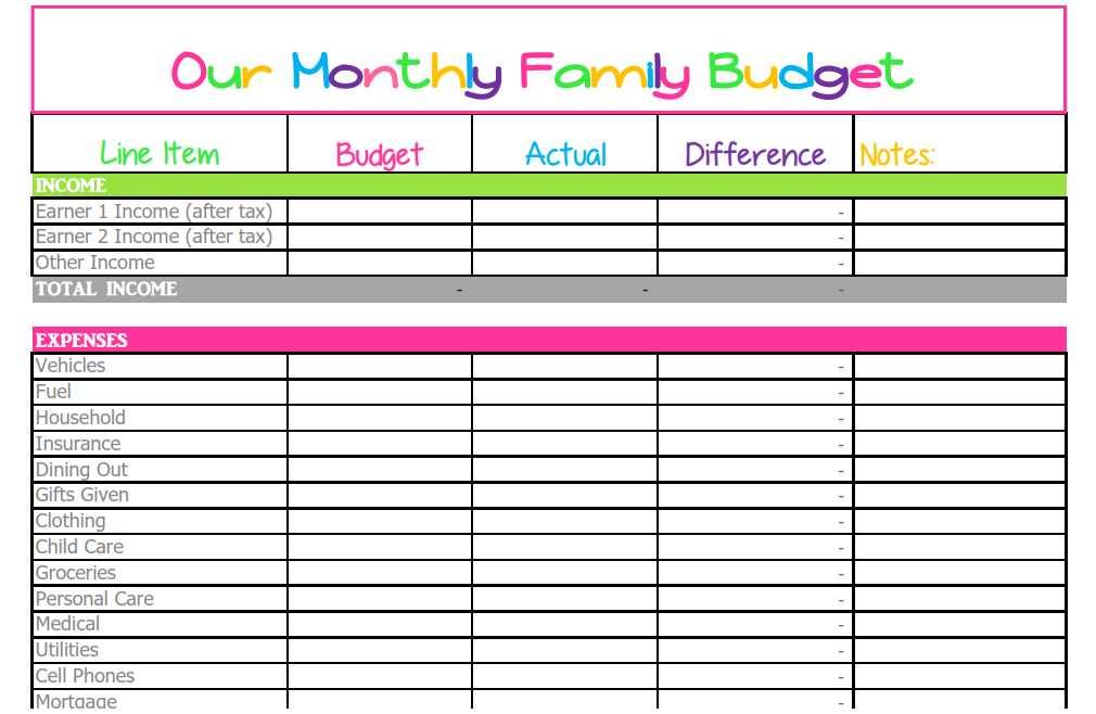 Budget Helper Worksheet Printable and Monthly Bills Bud Worksheet Guvecurid