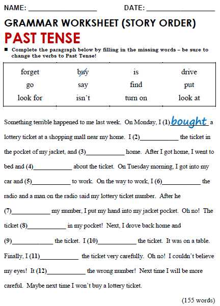 Changing Statements Into Questions Worksheets with Answers and Past Simple All Things Grammar