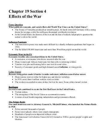 Chapter 11 Section 1 World War 1 Begins Worksheet Answers Also 194 Notes Plete Quality=85