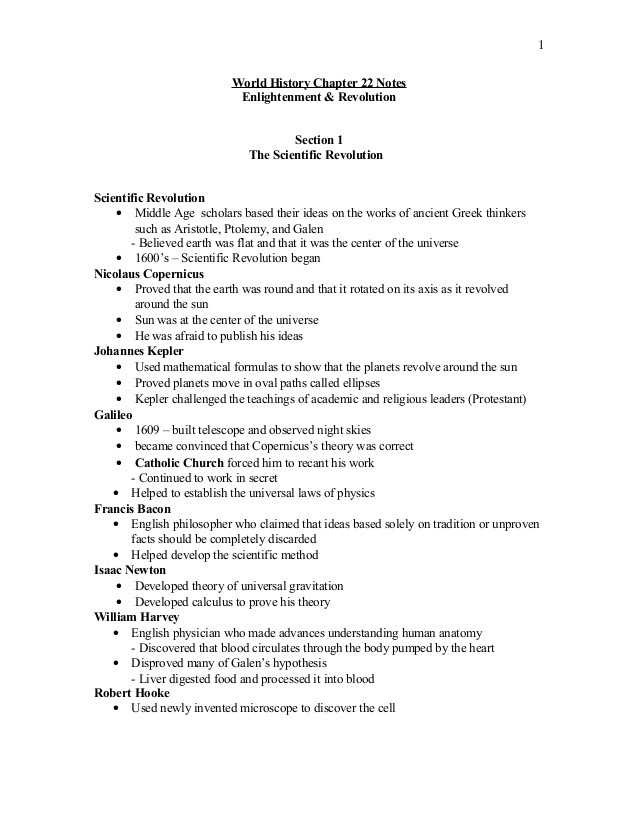 Chapter 22 Section 1 the Scientific Revolution Worksheet Answers and 38 Inspirational Chapter 22 Section 1 the Scientific